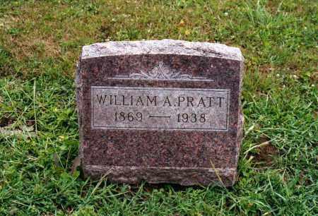 PRATT, WILLIAM ALLEN - Morrow County, Ohio | WILLIAM ALLEN PRATT - Ohio Gravestone Photos