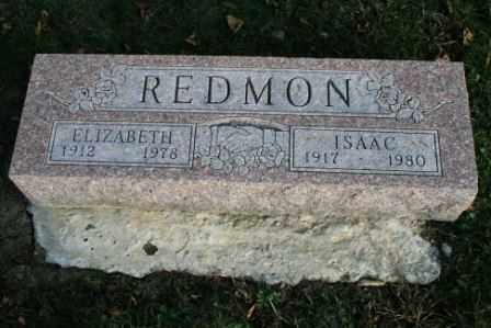 REDMON, ISAAC - Morrow County, Ohio | ISAAC REDMON - Ohio Gravestone Photos