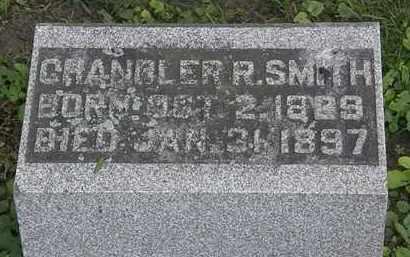 SMITH, CHANDLER R. - Morrow County, Ohio | CHANDLER R. SMITH - Ohio Gravestone Photos