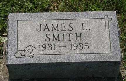 SMITH, JAMES L. - Morrow County, Ohio | JAMES L. SMITH - Ohio Gravestone Photos