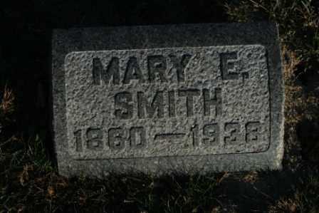 SMITH, MARY E - Morrow County, Ohio | MARY E SMITH - Ohio Gravestone Photos