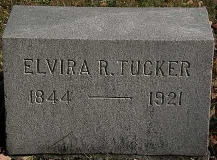 TUCKER, ELVIRA A. - Morrow County, Ohio | ELVIRA A. TUCKER - Ohio Gravestone Photos
