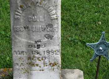 VANHORN, SIMON - Morrow County, Ohio | SIMON VANHORN - Ohio Gravestone Photos