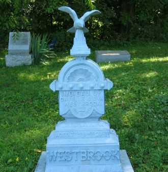 WESTBROOK, IMO - Morrow County, Ohio | IMO WESTBROOK - Ohio Gravestone Photos