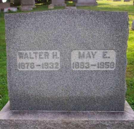 ACHAUER, MAY E. - Muskingum County, Ohio | MAY E. ACHAUER - Ohio Gravestone Photos
