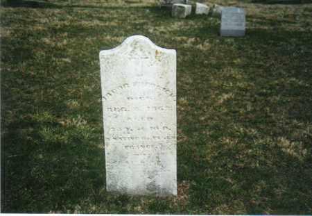 FREDRICK, JACOB - Muskingum County, Ohio | JACOB FREDRICK - Ohio Gravestone Photos