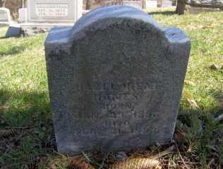 HANES, HAZEL IRENE - Muskingum County, Ohio | HAZEL IRENE HANES - Ohio Gravestone Photos