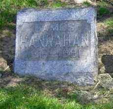 HANRAHAN, JAMES - Muskingum County, Ohio | JAMES HANRAHAN - Ohio Gravestone Photos