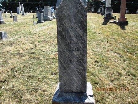 HEAGEN, JAMES W - Muskingum County, Ohio | JAMES W HEAGEN - Ohio Gravestone Photos