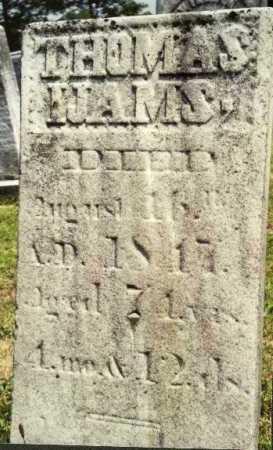 IJAMS, THOMAS - Muskingum County, Ohio | THOMAS IJAMS - Ohio Gravestone Photos