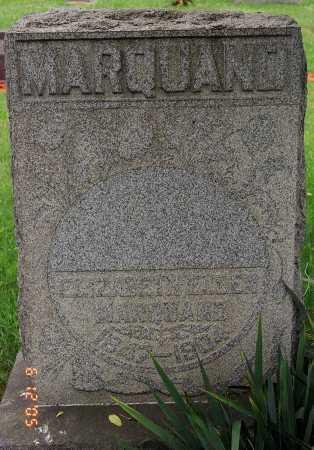 MARQUAND, ELIZABETH - Muskingum County, Ohio   ELIZABETH MARQUAND - Ohio Gravestone Photos