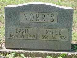 NORRIS, NELLIE - Muskingum County, Ohio | NELLIE NORRIS - Ohio Gravestone Photos