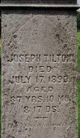 TILTON, JOSEPH - Muskingum County, Ohio   JOSEPH TILTON - Ohio Gravestone Photos