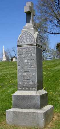 YAEST, BERNARD C. - Muskingum County, Ohio | BERNARD C. YAEST - Ohio Gravestone Photos