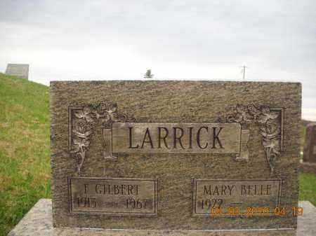 LARRICK, GILBERT - Noble County, Ohio   GILBERT LARRICK - Ohio Gravestone Photos