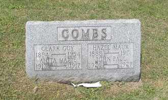 COMBS, HAZEL - Perry County, Ohio | HAZEL COMBS - Ohio Gravestone Photos