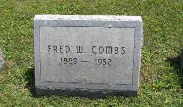 COMBS, FRED - Perry County, Ohio | FRED COMBS - Ohio Gravestone Photos