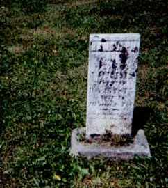 NORRIS, RANDOLPH - Perry County, Ohio   RANDOLPH NORRIS - Ohio Gravestone Photos