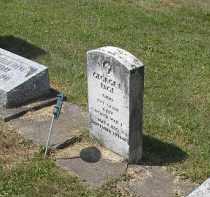 PAGE, GEORGE - Perry County, Ohio | GEORGE PAGE - Ohio Gravestone Photos