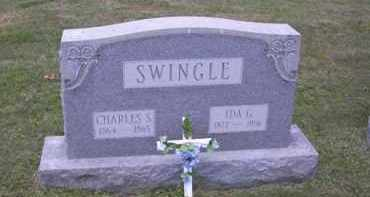 SWINGLE, IDA G. - Perry County, Ohio | IDA G. SWINGLE - Ohio Gravestone Photos