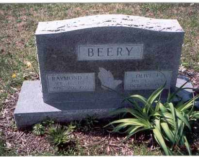 BEERY, OLIVE E. - Pickaway County, Ohio   OLIVE E. BEERY - Ohio Gravestone Photos