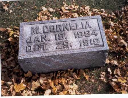 COURTRIGHT, M. CORNELIA - Pickaway County, Ohio | M. CORNELIA COURTRIGHT - Ohio Gravestone Photos