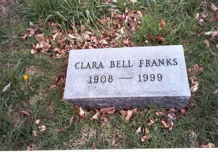 FRANKS, CLARA BELL - Pickaway County, Ohio | CLARA BELL FRANKS - Ohio Gravestone Photos