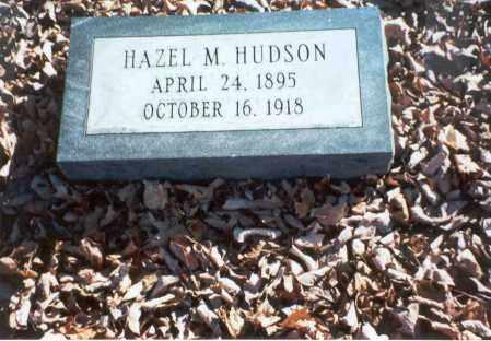 HUDSON, HAZEL M. - Pickaway County, Ohio | HAZEL M. HUDSON - Ohio Gravestone Photos