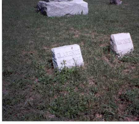 MCCRAY, CLARENCE - Pickaway County, Ohio | CLARENCE MCCRAY - Ohio Gravestone Photos