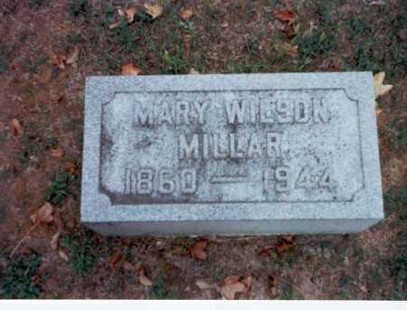 MILLAR, MARY - Pickaway County, Ohio   MARY MILLAR - Ohio Gravestone Photos