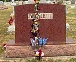 DEVER BENNETT, MARGARET - Pike County, Ohio | MARGARET DEVER BENNETT - Ohio Gravestone Photos