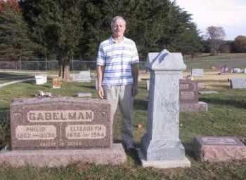 GABELMAN, PHILIP - Pike County, Ohio | PHILIP GABELMAN - Ohio Gravestone Photos