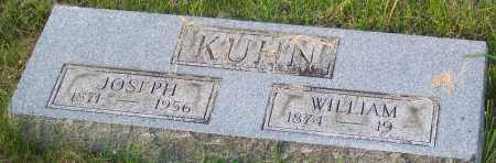 KUHN, JOSEPH - Pike County, Ohio | JOSEPH KUHN - Ohio Gravestone Photos