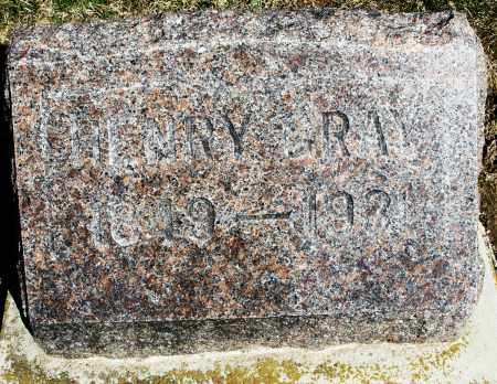 GRAY, HENRY - Preble County, Ohio   HENRY GRAY - Ohio Gravestone Photos