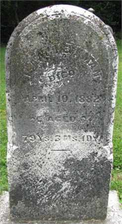 HECKMAN, ISAAC - Preble County, Ohio | ISAAC HECKMAN - Ohio Gravestone Photos