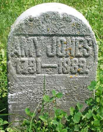 JONES, AMY - Preble County, Ohio   AMY JONES - Ohio Gravestone Photos