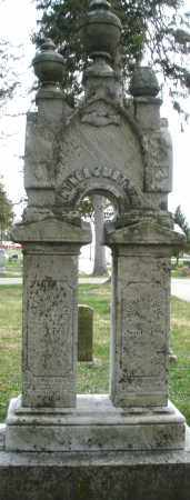 JONES, ELIZABETH - Preble County, Ohio | ELIZABETH JONES - Ohio Gravestone Photos
