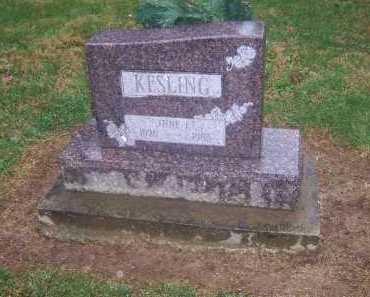 KESLING, JUNE - Preble County, Ohio   JUNE KESLING - Ohio Gravestone Photos