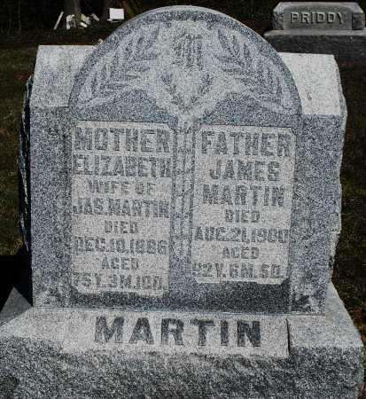 MARTIN, ELIZABETH - Preble County, Ohio   ELIZABETH MARTIN - Ohio Gravestone Photos