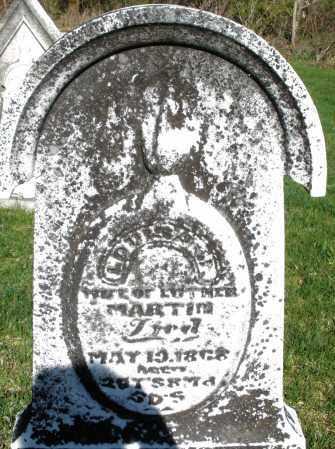 MARTIN, LOUISA - Preble County, Ohio | LOUISA MARTIN - Ohio Gravestone Photos