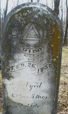 MARTIN, REBECCA - Preble County, Ohio | REBECCA MARTIN - Ohio Gravestone Photos