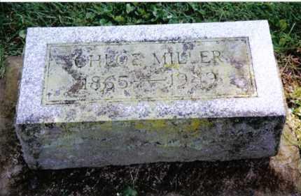 MILLER, CHLOE - Preble County, Ohio   CHLOE MILLER - Ohio Gravestone Photos