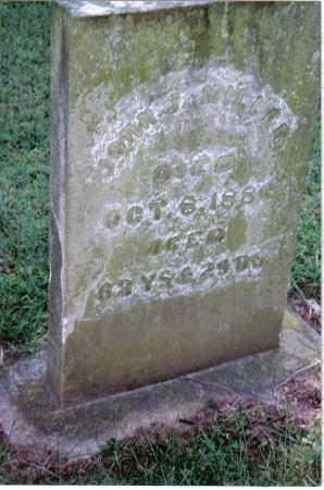 MILLER, JOHN J. - Preble County, Ohio   JOHN J. MILLER - Ohio Gravestone Photos