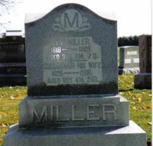 MILLER, SUSANNAH - Preble County, Ohio | SUSANNAH MILLER - Ohio Gravestone Photos