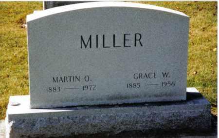 MILLER, MARTIN O. - Preble County, Ohio | MARTIN O. MILLER - Ohio Gravestone Photos