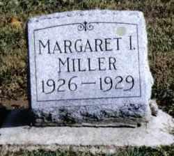 MILLER, MARGARET I. - Preble County, Ohio | MARGARET I. MILLER - Ohio Gravestone Photos