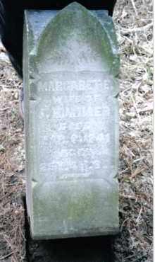 MILLER, MARGARET E. - Preble County, Ohio | MARGARET E. MILLER - Ohio Gravestone Photos