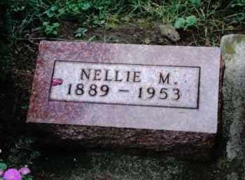 MILLER, NELLIE M. - Preble County, Ohio | NELLIE M. MILLER - Ohio Gravestone Photos