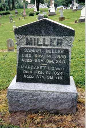 MILLER, SAMUEL - Preble County, Ohio | SAMUEL MILLER - Ohio Gravestone Photos