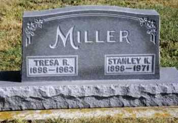 MILLER, STANLEY K. - Preble County, Ohio | STANLEY K. MILLER - Ohio Gravestone Photos